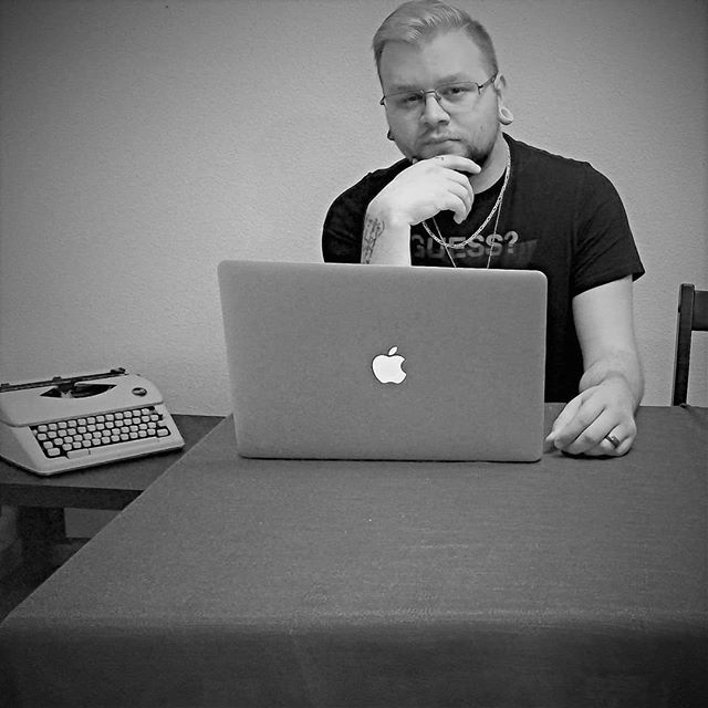 Hey @patricksullivanphotographer I may need a new author photo, this summer perhaps?  #white #black #photograph #blackandwhite #photography #monochromephotography #monochrome #design #gentleman #electronicdevice #hdr #composition #color #exposure #all_shots #picoftheday #photooftheday #hdr_lovers #instapic #awesome_hdr #pic #hdroftheday #hdrspotters #photo #hdriphonegraphy #capture #art #instagood #pictures #photos