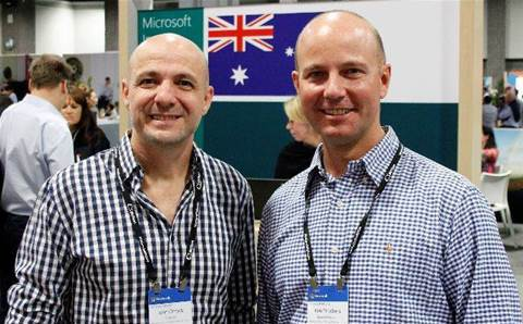 John Orrock and Ken Struthers, Barhead Solutions