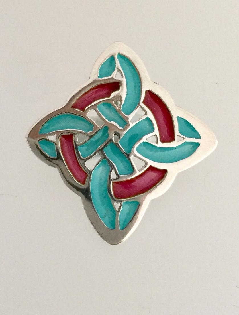 Celtic Knot (Diamond)