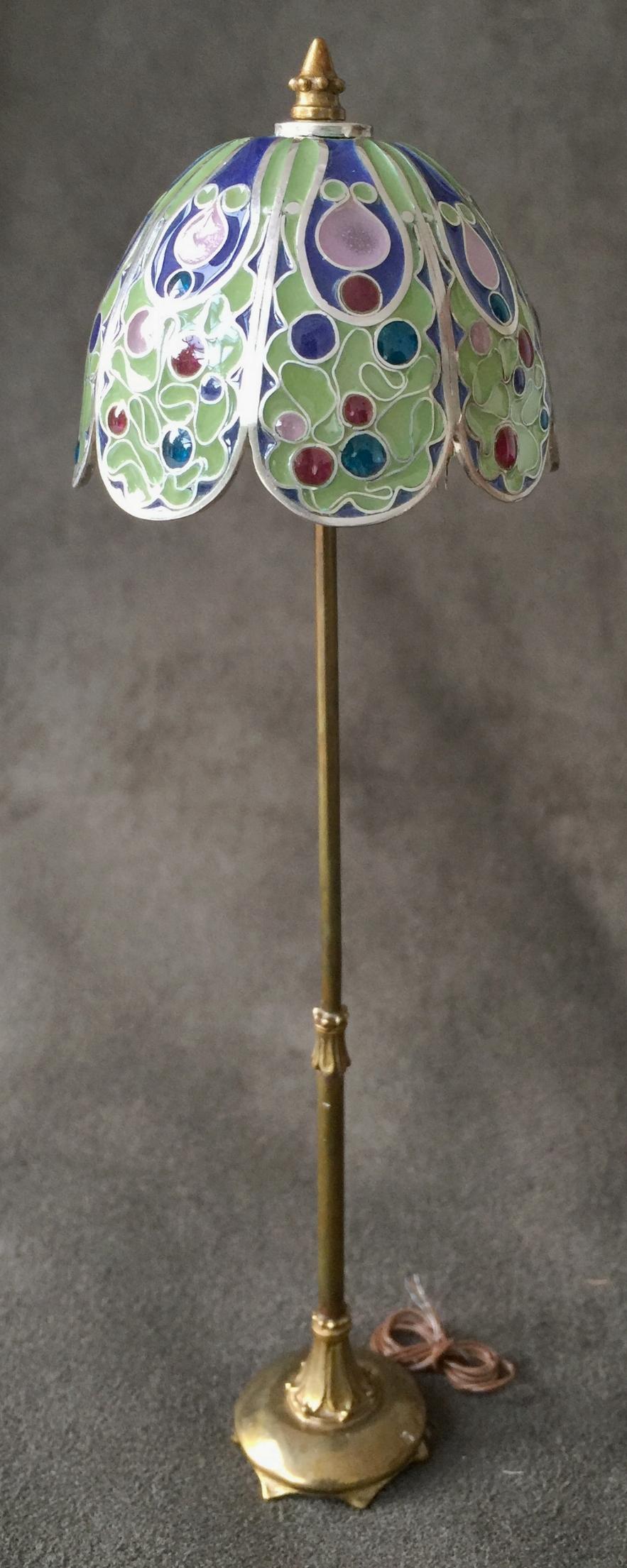 """""""Kari"""" Floor Lamp"""
