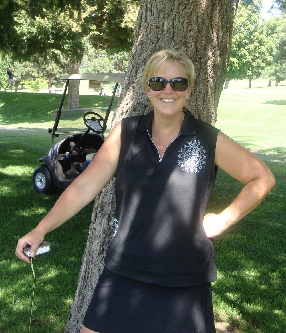Mary Golfing.jpg