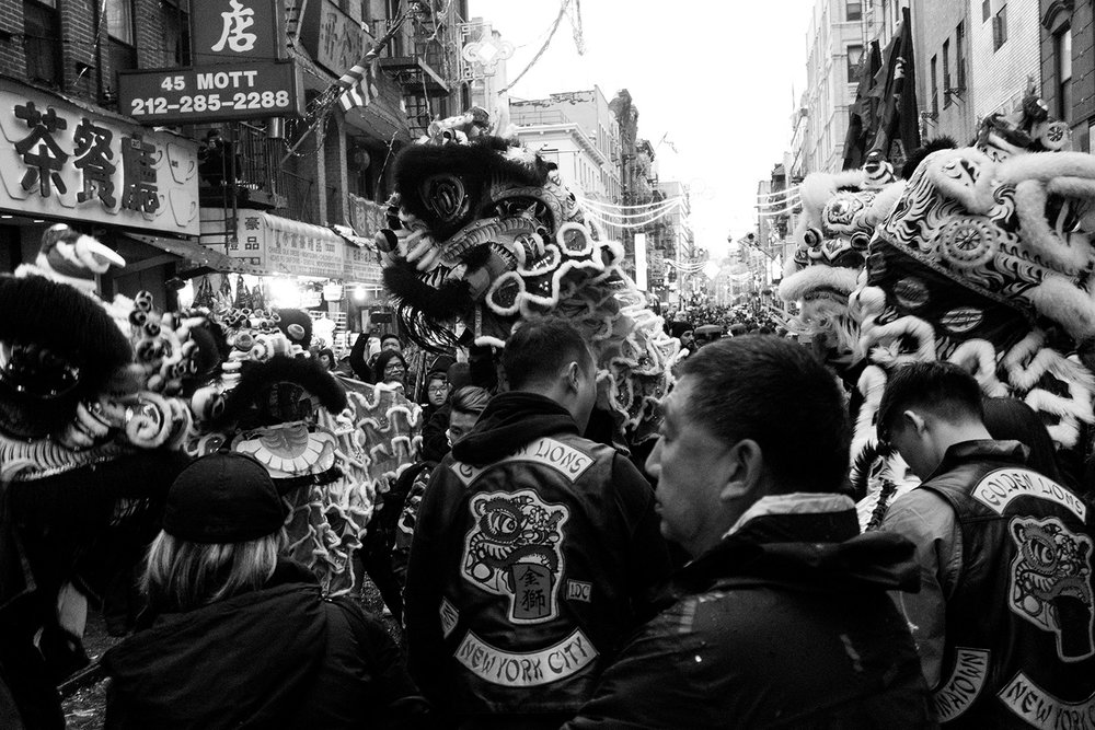 Chinese New Year Celebration, Chinatown