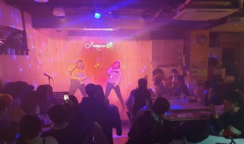 ↑10th Korea Japan for the Future at Acopia Cafe, Dec 26 2018.