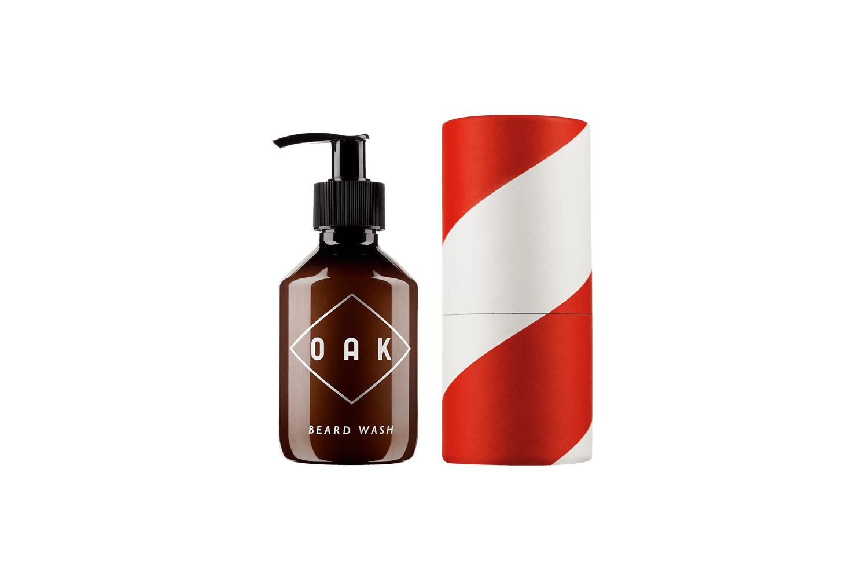 Oak Beard Wash 200ml — Helios Health & Beauty