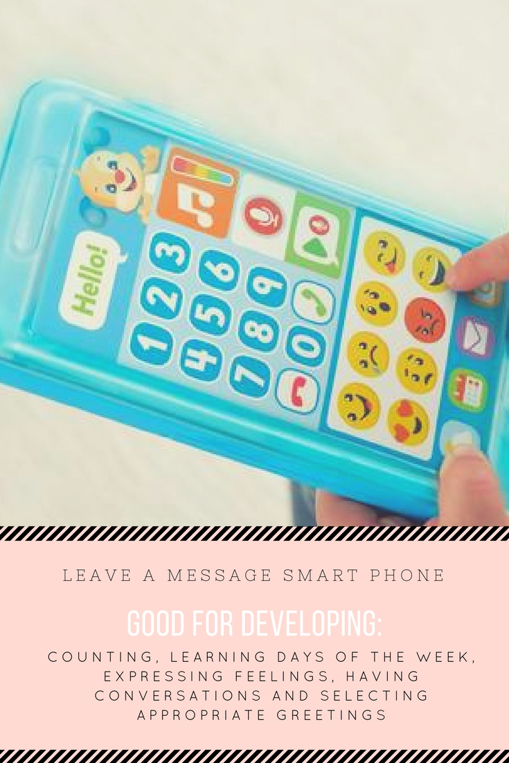 fisher price smart phone, toddler learning toys, holiday toy list