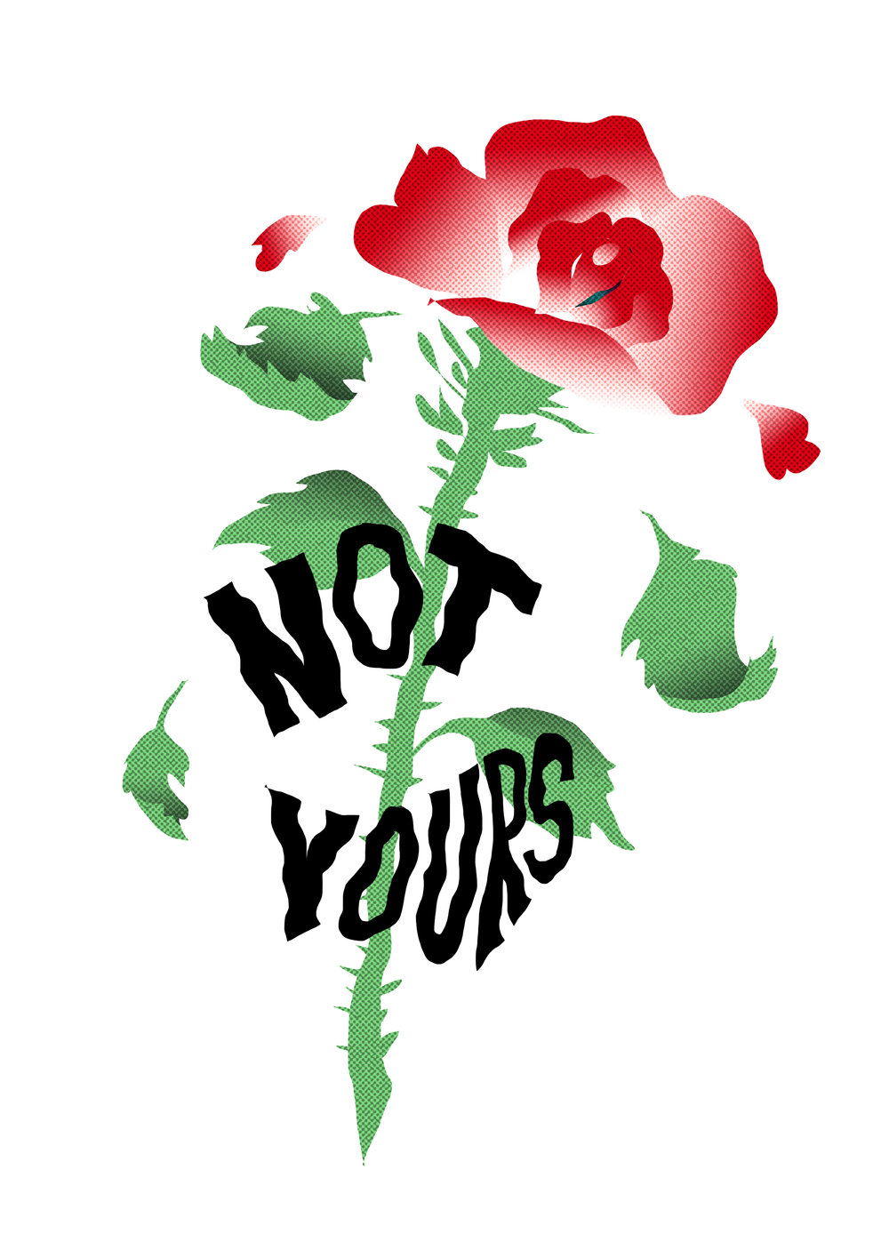not yours_A4.jpg