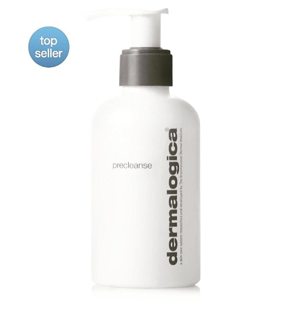 This oil cleanser removes impurities from the skin as well as debris and makeup. A must have and our #1 seller!