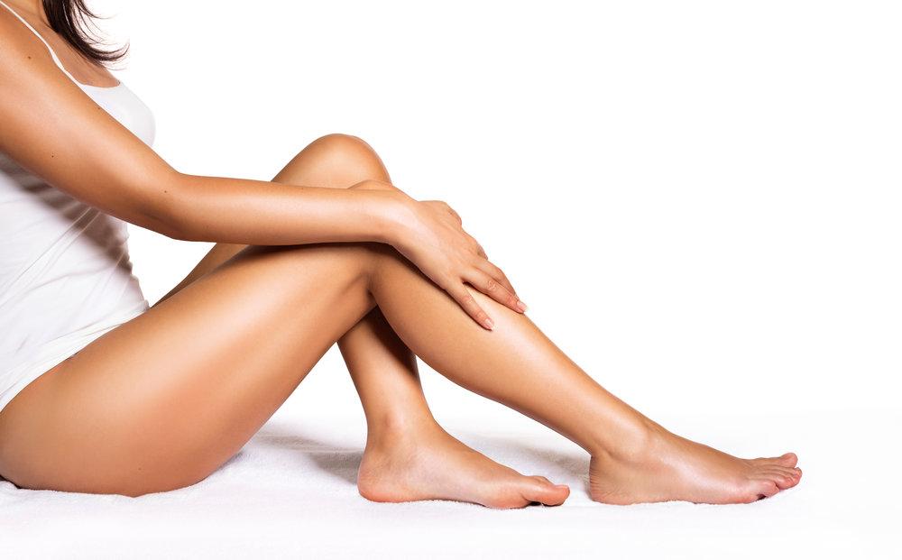 Hair Removal - Sugaring and waxing treatments