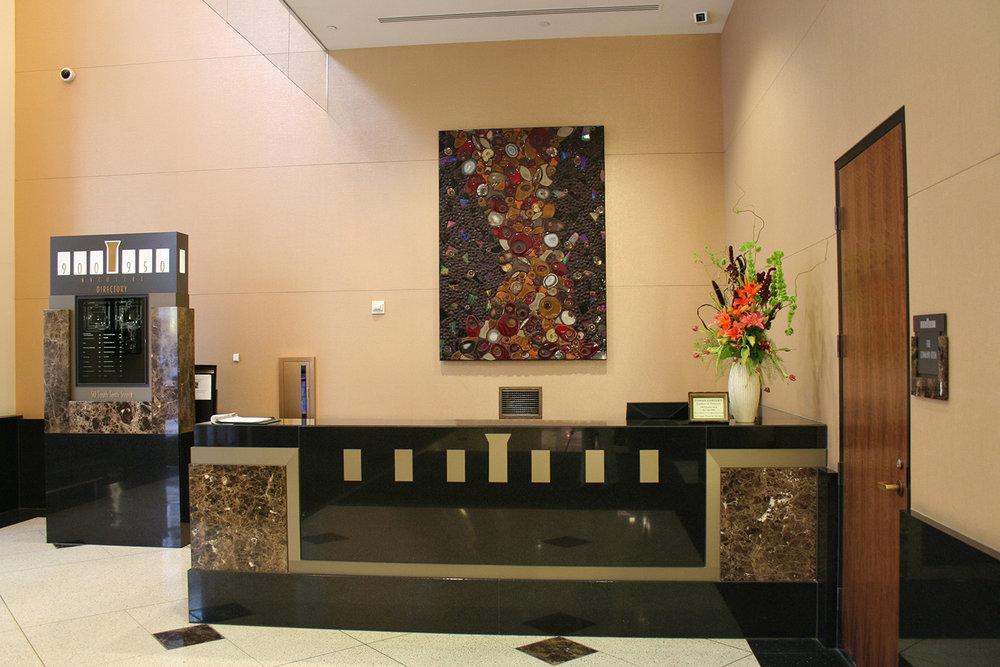 Retek Building Lobby