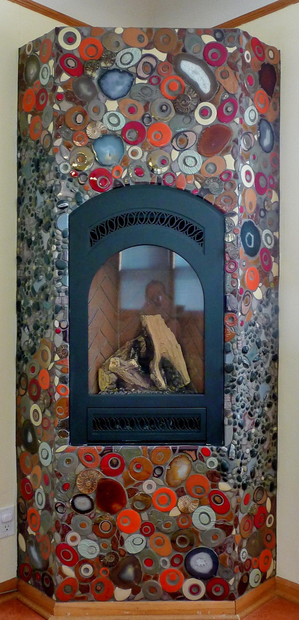 NE Mpls Fireplace