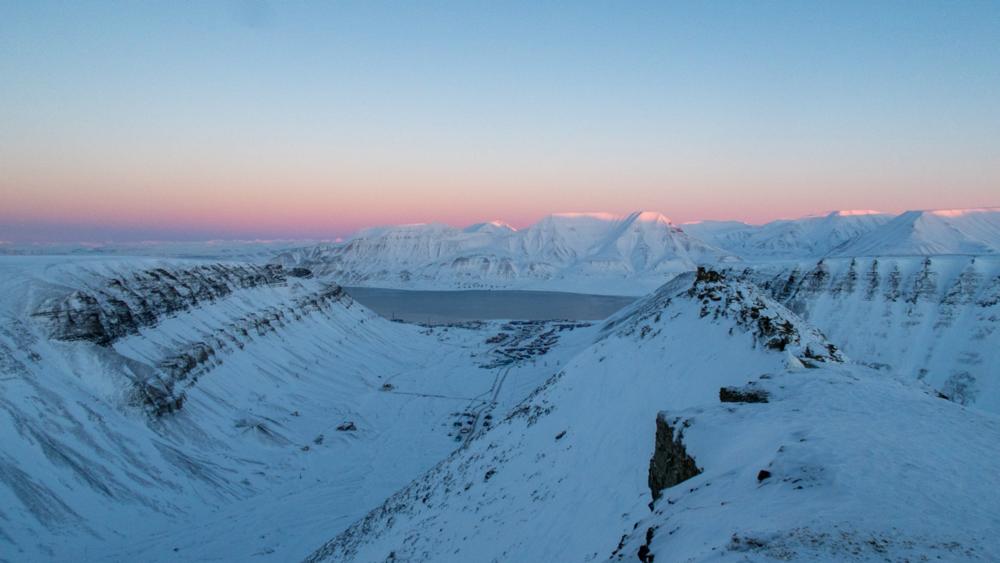 Svalbard pic from Nadieh's trip