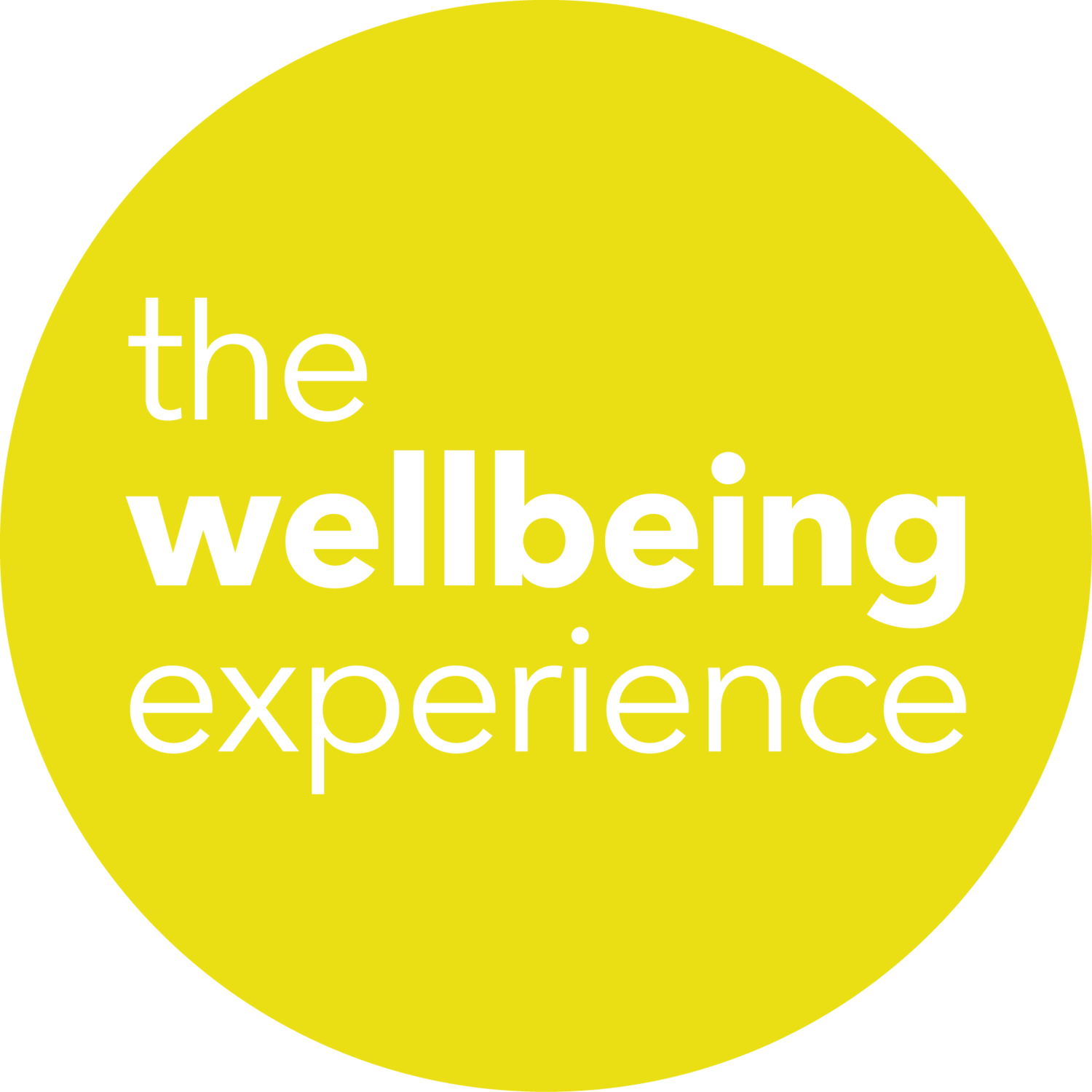 The Wellbeing Experience