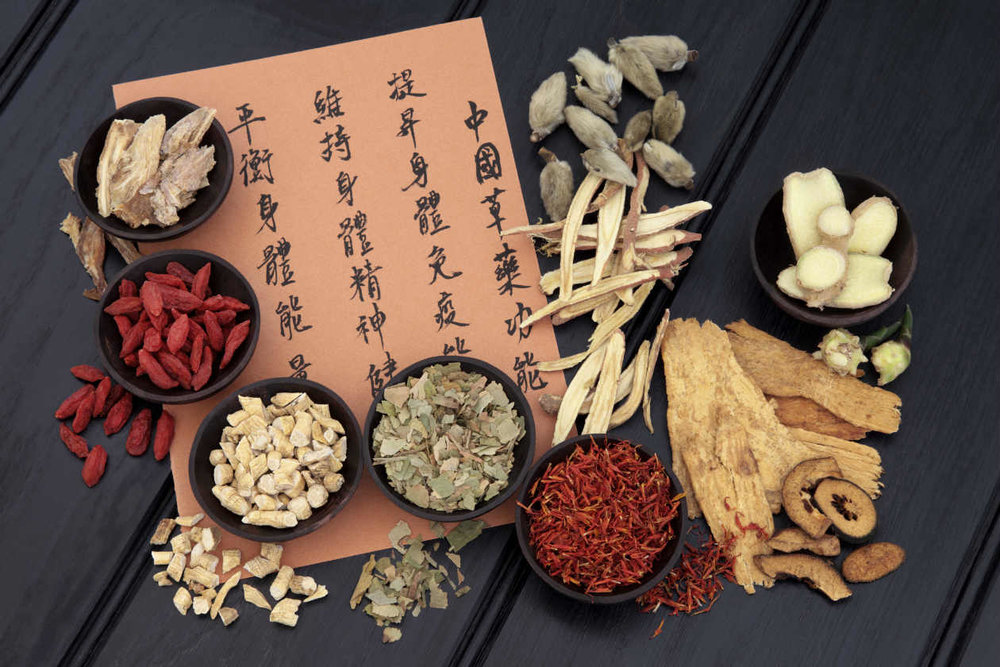 Chinese veterinary herbal medicine -