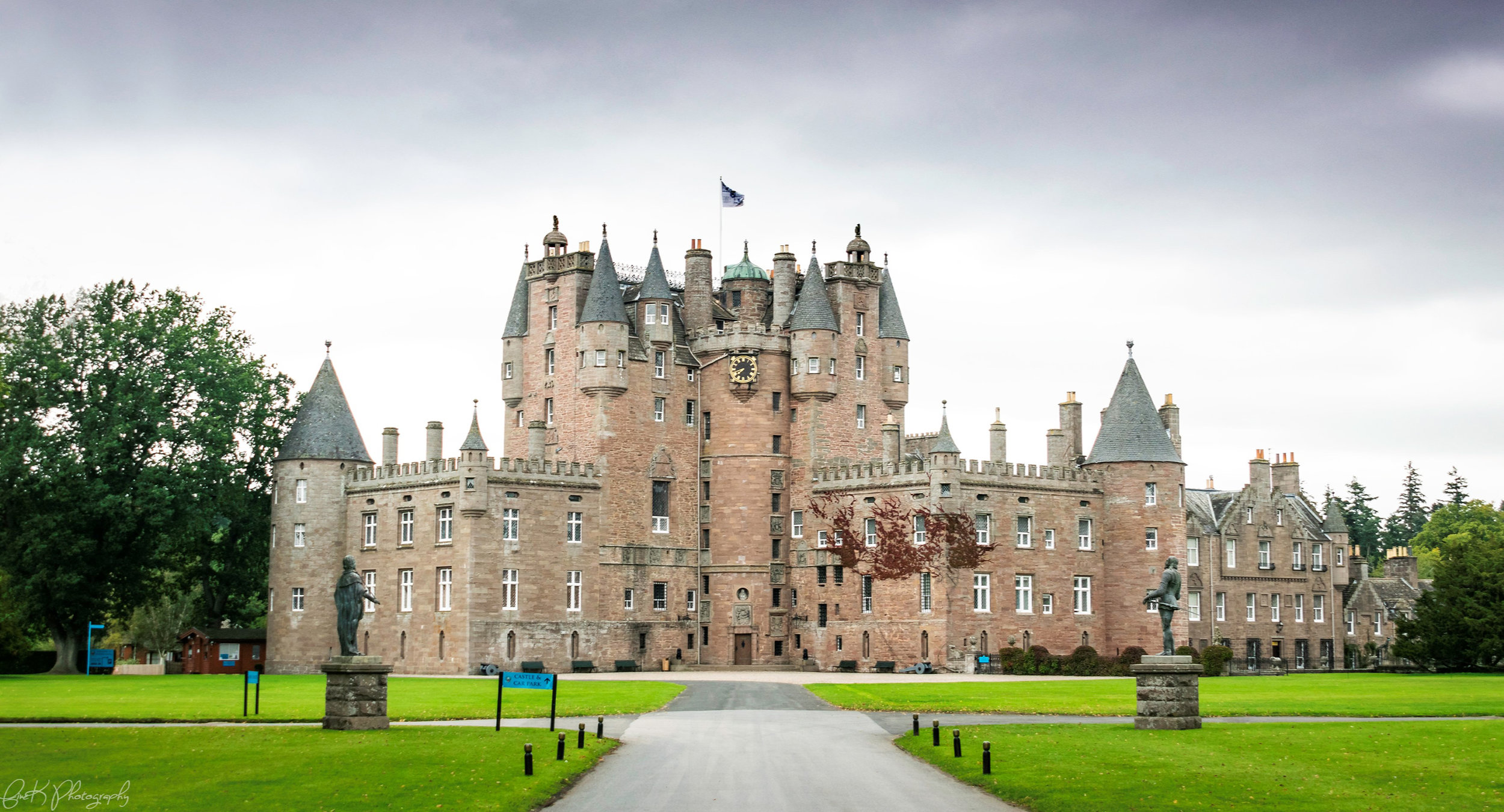 FiveK Photography — Glamis Castle