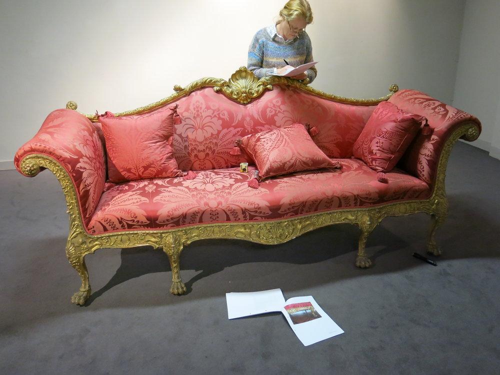 Dundas Sofa Initial Consultation