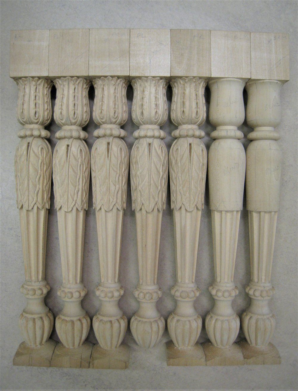 Carvers & Gilders - Kenwood House Window Seat by Robert Adam