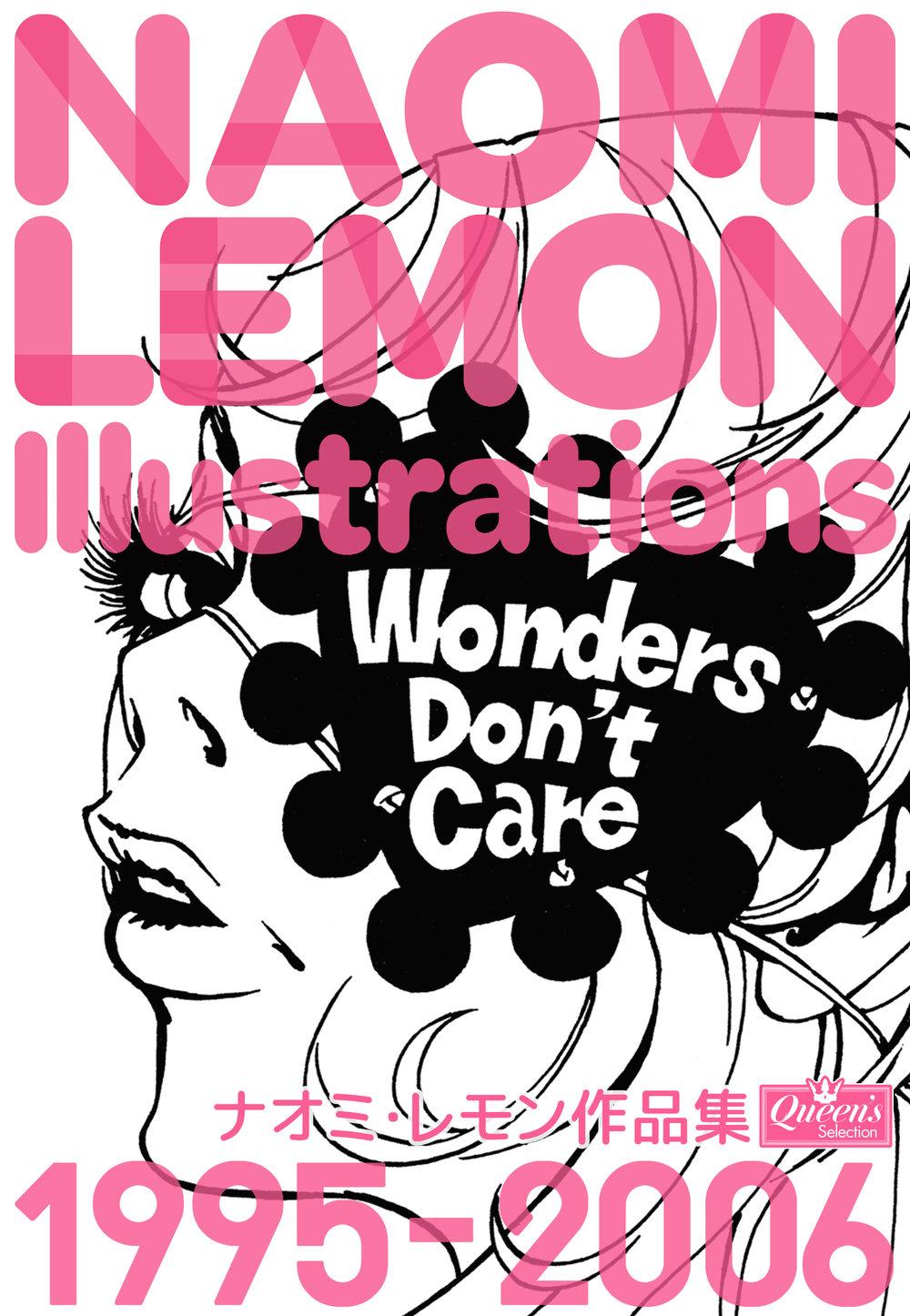 ナオミ・レモン作品集『Wonders Don't Care』電子版 - NAOMI LEMON ILLUSTRATIONS「Wonders Don't Care」e-book editionAmazonで買う