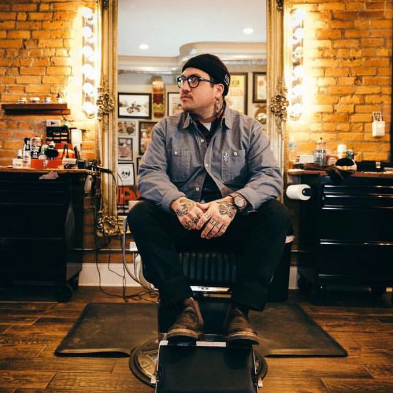 Spanky the Barber - @spankythebarber