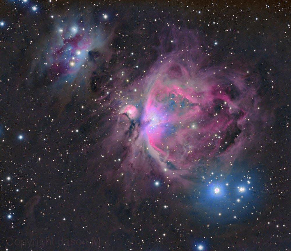orion nebula naked eye - HD1374×1188