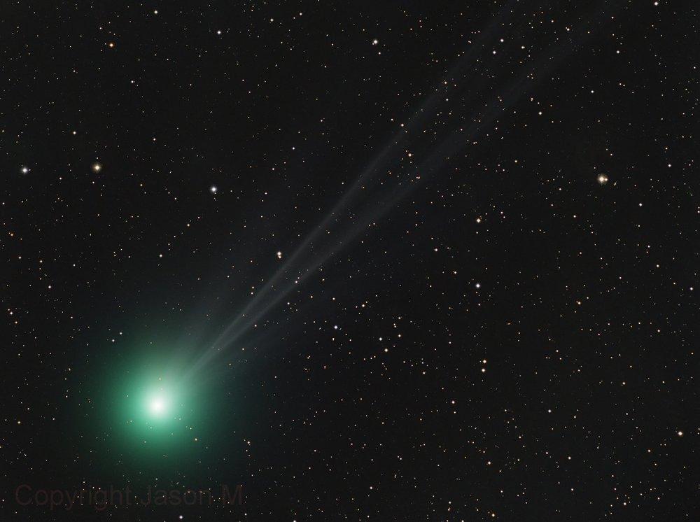 Comet Processing — TheAstroGazer