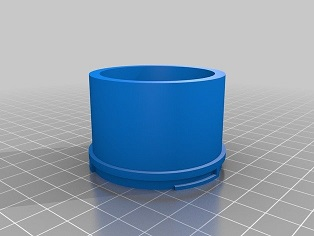 """T-Ring adapter for Canon (1.25"""" and 2"""" ) for telescope"""