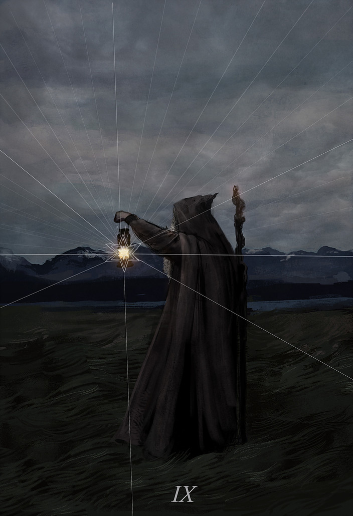 9: The Hermit