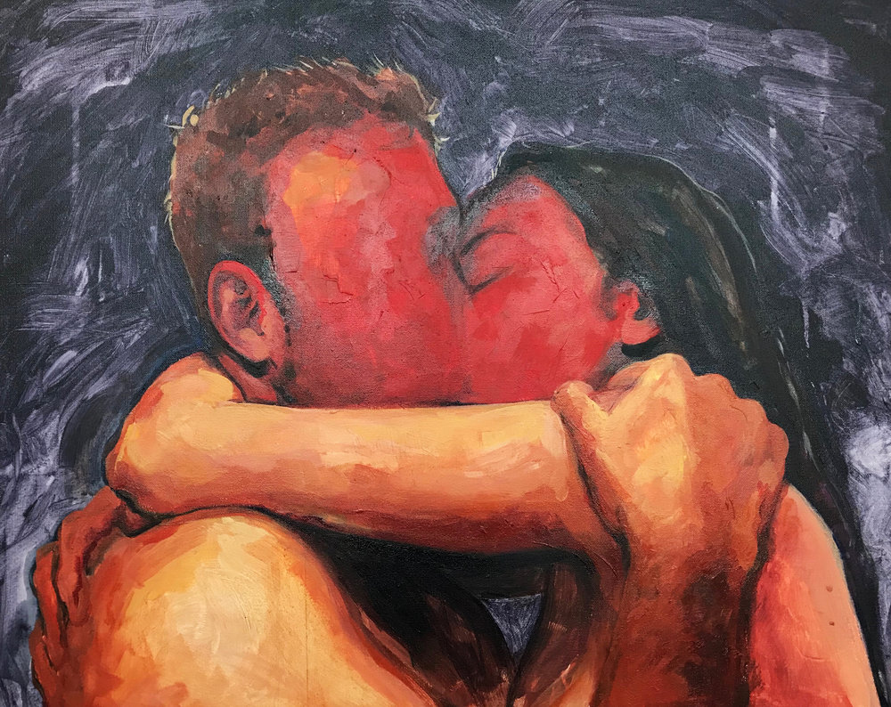 Untitled (Embrace)
