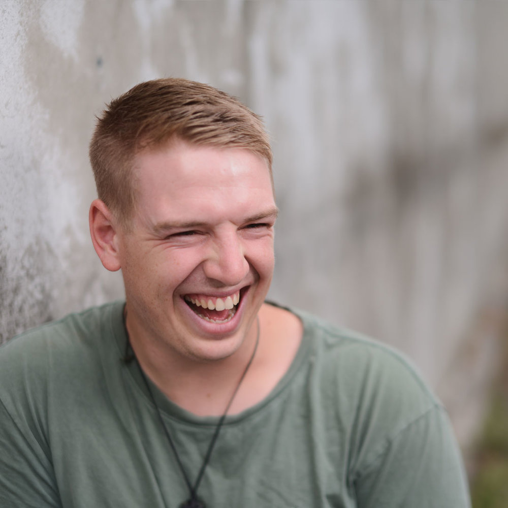 Ben MacGregor   Kids pastor at Grace Vineyard Church, Ben is passionate about raising up the next generation of worship leaders. He spareheaded Grace Vineyard Musics family album GROW which has gained popularity in New Zealand and around the world.