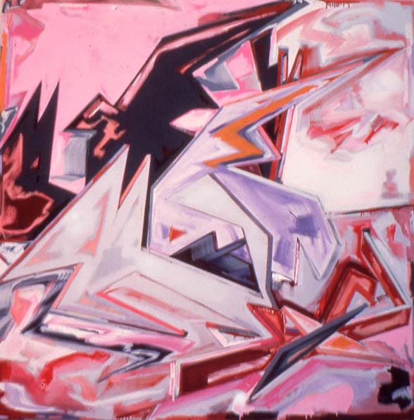 "Untitled, 108"" x 108"", 1983"