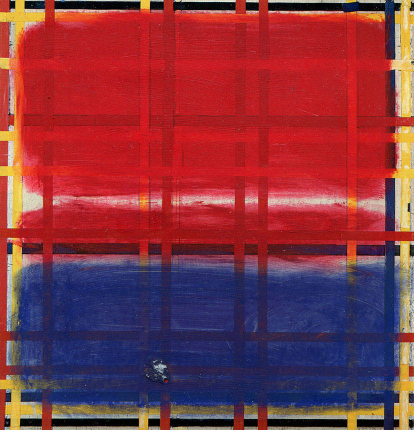 Doctors See Soul Reenter Body AKA Mondrian and Rothko, 1987