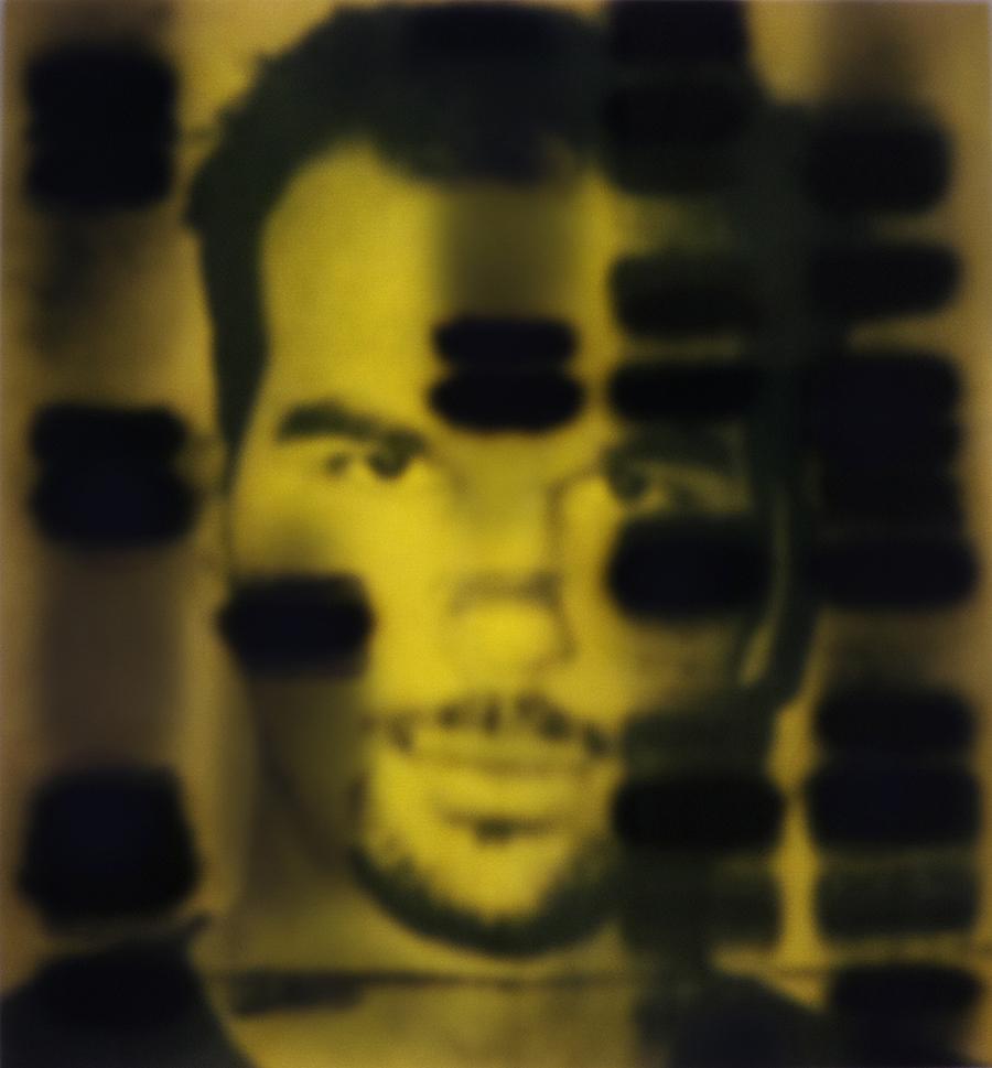 """Paul, 60"""" x 48"""", 1997-8"""