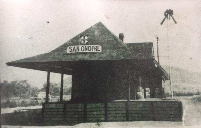 San Onofre Surf Club  1932