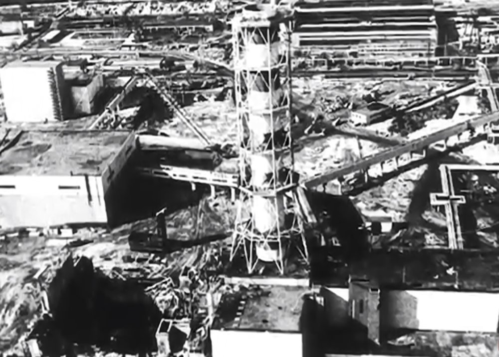 Chernobyl 1986 Reactor # 4