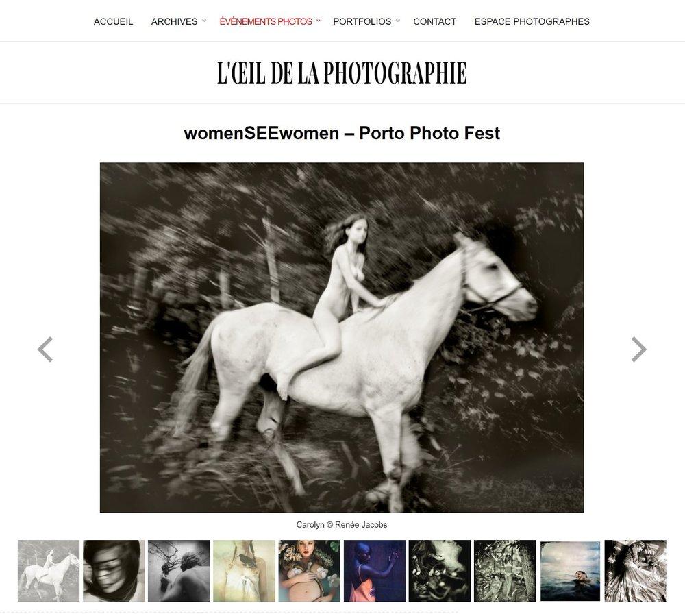 L'OEIL DE LA PHOTOGRAPHIE - Photos de Femmes.JPG