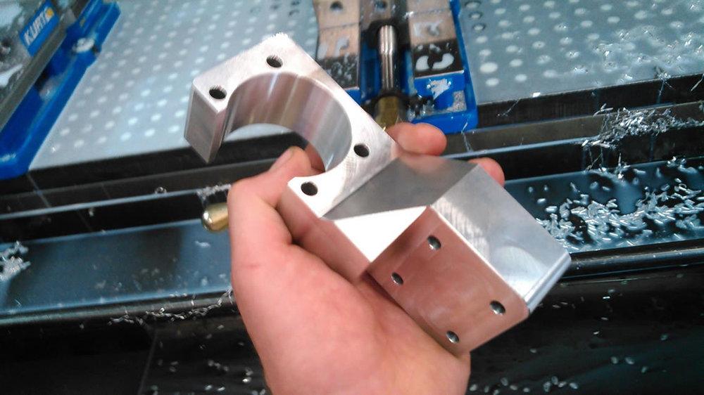 CNC Machine Shop Part