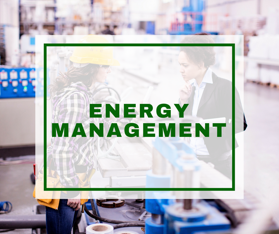energy management consulting and energy program implementation