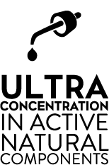 Cosmydor ultra concentration in active ingredients
