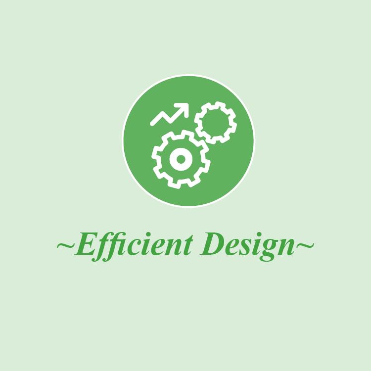 Copyright Studio Diba Salam Ltd 2018 - Core Values _Efficient Design.jpg