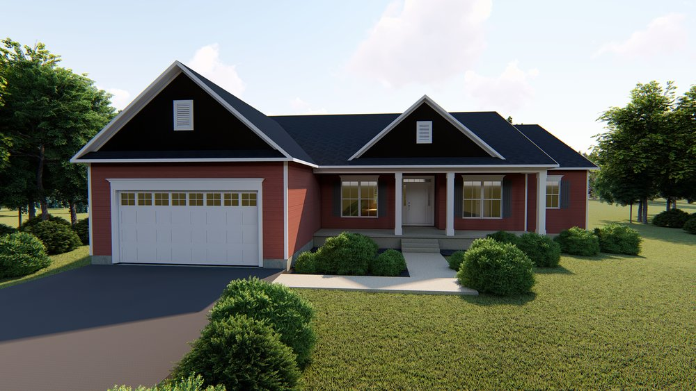 The Laura - Square Feet: 2555-4500Bedrooms: 3/4Bathrooms: 2/3