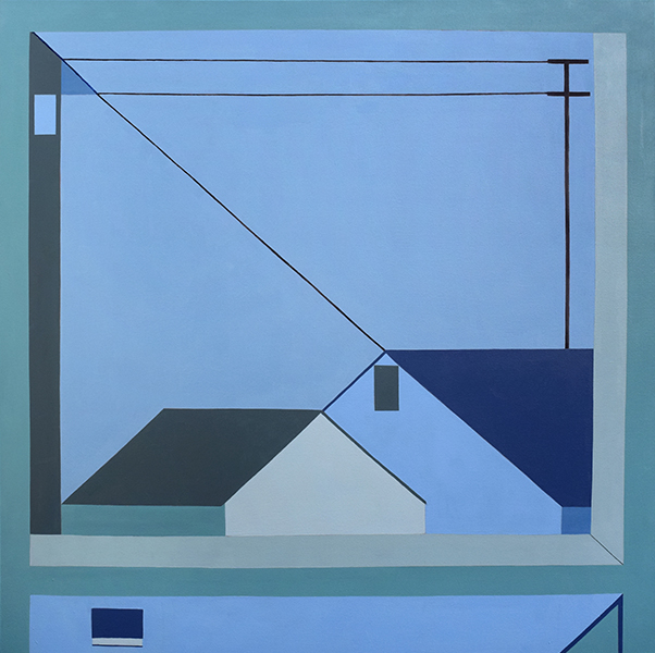 Diebenkorn's Window