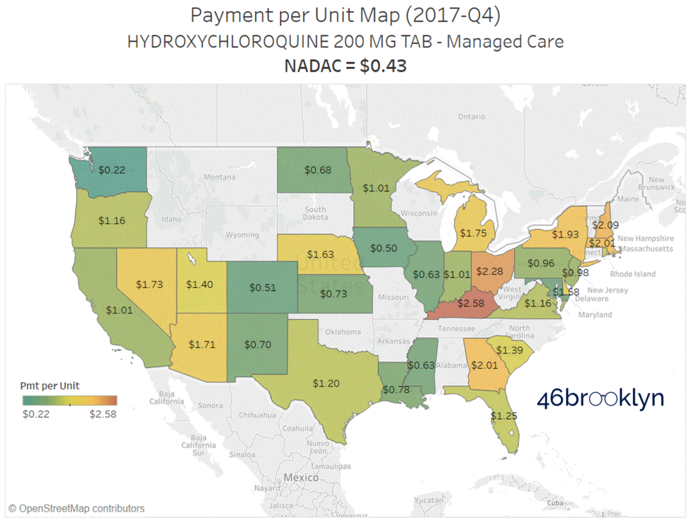 Figure 3   Source: CMS State Utilization Database, CMS NADAC Database, 46brooklyn Research