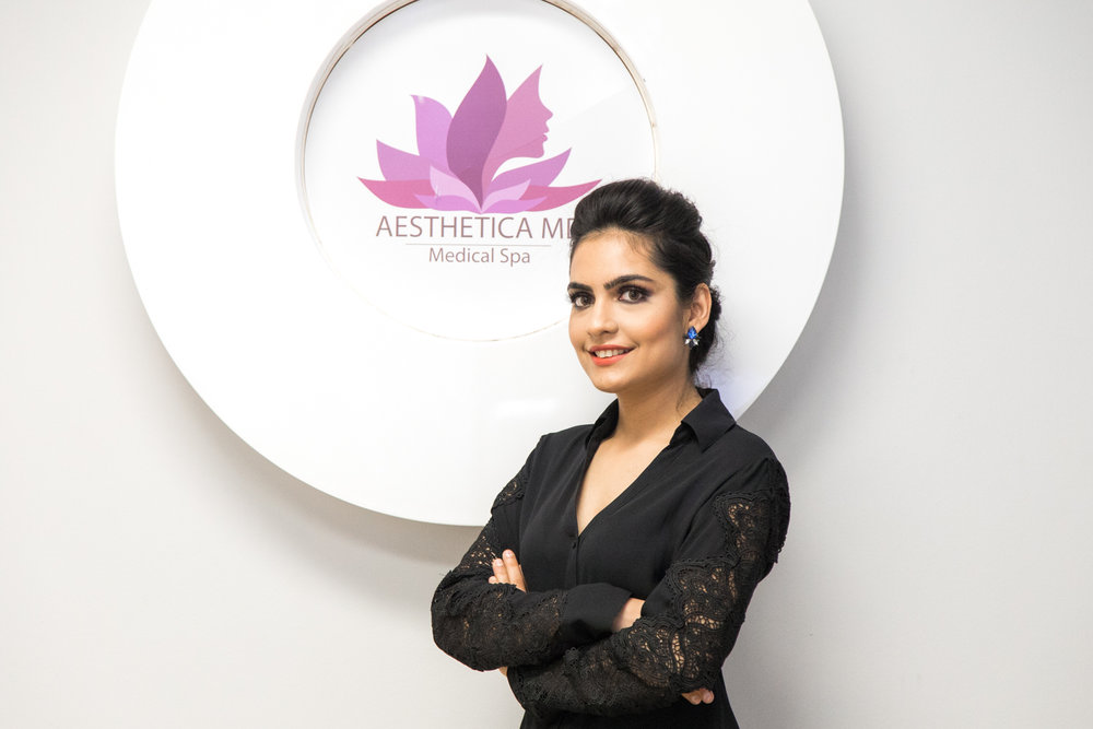 Ayesha Abbasi - Sr. Laser Hair Technician / Medical Aesthetician
