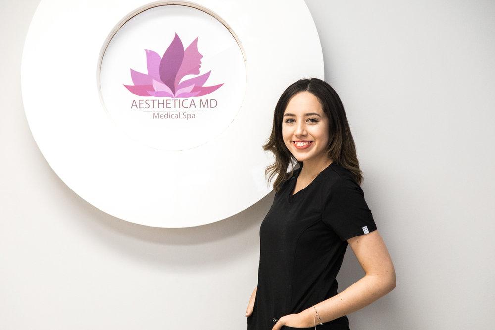 Sara Ascencio - Front Desk Administrator