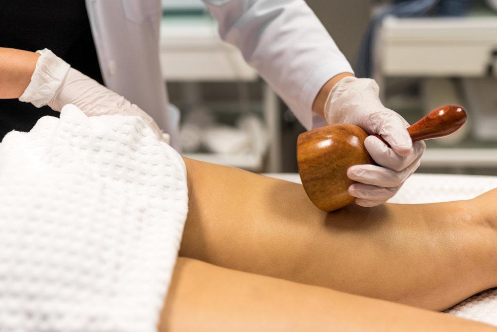 CELLULITE TREATMENT -