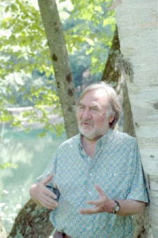 Ralph White, the editor of the online magazine Lapis, leads a number of people each year on expeditions to better understand the mysteries of spiritual experience. (August 30, 2009)