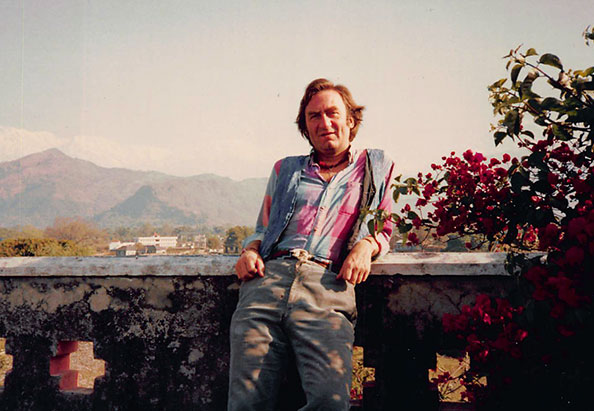 Pokhara, Nepal 1988
