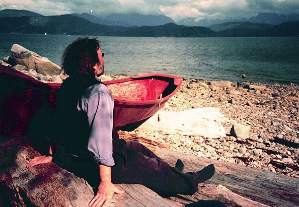 Cortes Island, British Colombia 2005