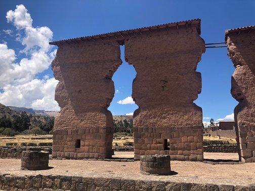Thew Temple of Viracocha