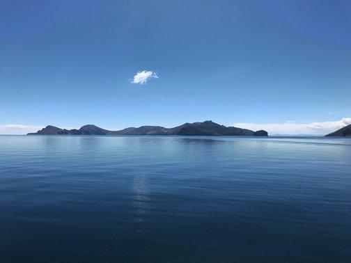 Island of the Moon, Lake Titicaca