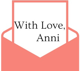 With Love, Anni